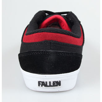Herren Schuhe FALLEN - Vice - Black/Red