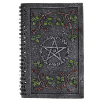 Notizblock Wican Book Of Shadows - NOW001