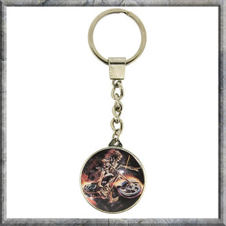 Anhänger  Anne Stokes - Keyring - Hell Rider, ANNE STOKES, Anne Stokes