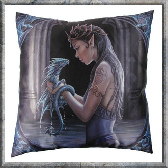 Kissen Anne Stokes - Water Dragon - NOW8116