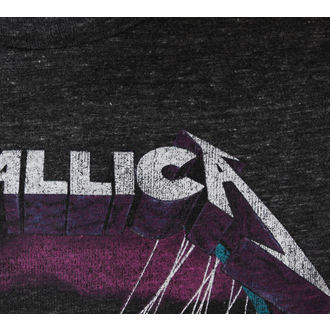 Herren T-Shirt  Metallica - Mop Vintage Heather - BRAVADO - MET1321