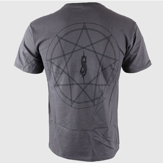Herren T-Shirt Slipknot - Colors Grid - BRAVADO USA - 15092164