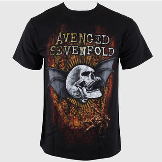 Herren T-Shirt Avenged Sevenfold - Through The Fire - BRAVADO USA - 17951268