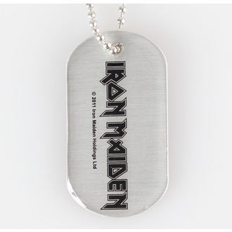 Dog Tag IRON MAIDEN - Killers - RAZAMATAZ - DT026