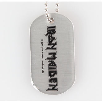 Dog Tag IRON MAIDEN - The Trooper - RAZAMATAZ, RAZAMATAZ, Iron Maiden