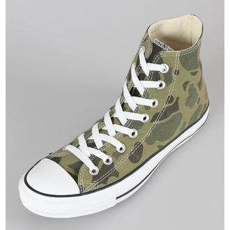 Herren Sneakers CONVERSE  - Chuck Taylor All Star - CT HI Olive/Branch