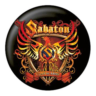 Button Sabaton - Coat Of Arms - NUCLEAR BLAST - 168941