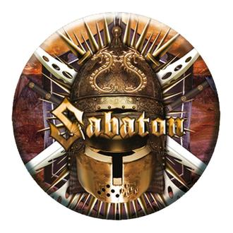 Button Sabaton - The Art Of War - NUCLEAR BLAST - 179213