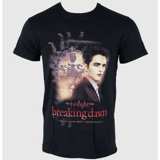 Herren T-Shirt Twilight - Breaking Dawn - Edward Crest - LIVE NATION - PE8554TSBP