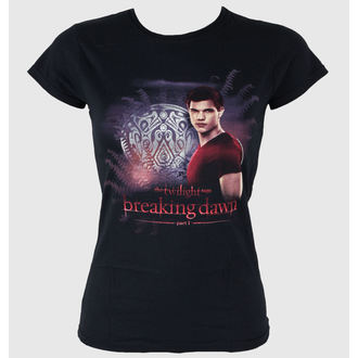 Damen T-Shirt  Twiligh - Breaking Dawn - Jacob Tattoo - LIVE NATION - PE8555SKBH