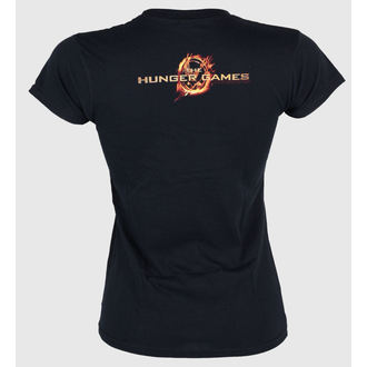 Damen T-Shirt  Hunger Games - Gale On Sheet - LIVE NATION