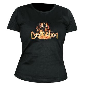 Damen T-Shirt  Destruction - Hate Is My Fuel - NUCLEAR BLAST