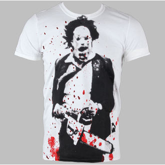 Herren T-Shirt Horror - The Texax Chainsaw Massacre - Leatherface - PLASTIC HEAD - PH7231
