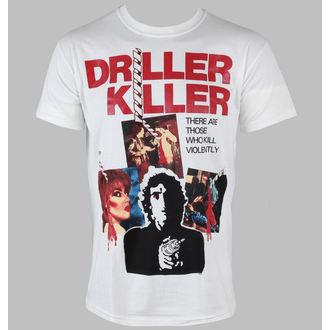 Herren T-Shirt Horror - Driller Killer - PLASTIC HEAD, PLASTIC HEAD, Driller Killer