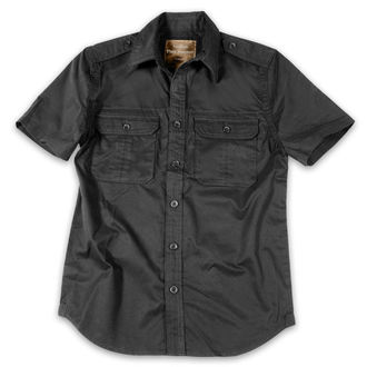 Hemd SURPLUS - Plain Summer - Black