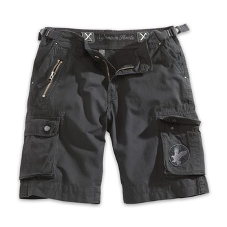 Herren Shorts   SURPLUS - Xylontum - Black - 07-5610-63