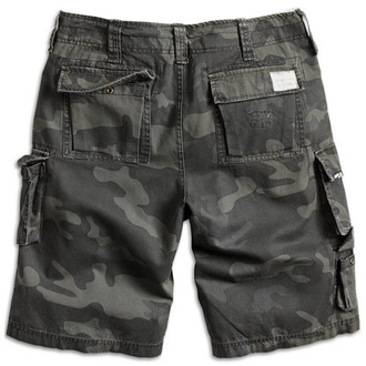 Herren Shorts   SURPLUS - Trooper - Black Camo