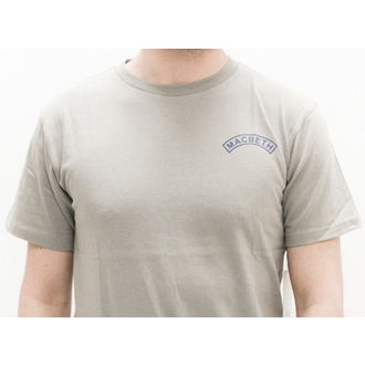 Herren T-Shirt MACBETH - 1910 - Grey