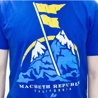 Herren T-Shirt MACBETH - Republic