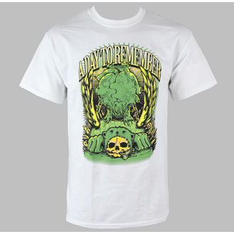 Herren T-Shirt A Day To Remember - Bear Skull - VICTORY - VT498