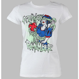 Damen T-Shirt  A Day To Remember - Bad Apple - VICTORY - VT581