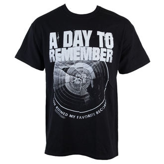 Herren T-Shirt A Day To Remember - Broken Record - VICTORY - VT799
