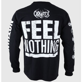 Herren Langarmshirt  Carnifex - Until I Feel Nothing - VICTORY