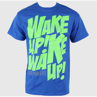 Herren T-Shirt Close Your Eyes - Wake Up - VICTORY - VT650