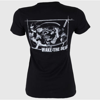 Damen T-Shirt  Comeback Kid - Wade The Dead - Baby Doll - VICTORY