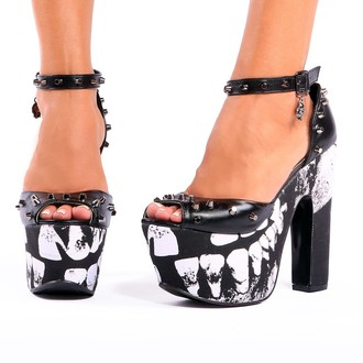 Damen Pumps IRON FIST  - Loose Tooth Super Platform