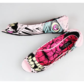 Damen Schuh IRON FIST - Grave Dancer - Pink