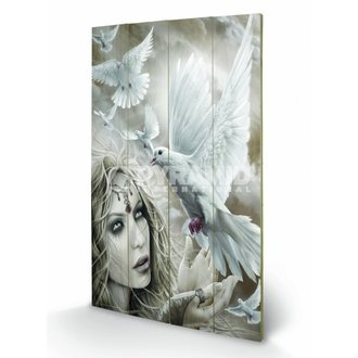 Holzbild Spiral (Doves Of Peacel) - Pyramid Posters - LW10311P