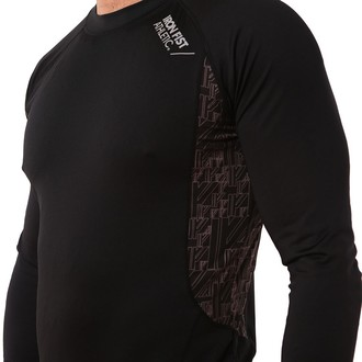 Thermo-Longshirt Men IRON FIST - Stamina Base Layer