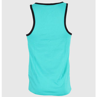 Tanktop Men IRON FIST - Skate On Your Grave - Aqua