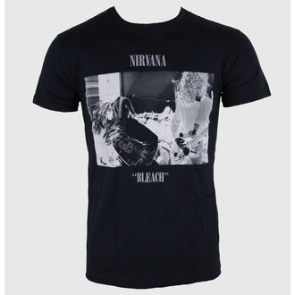 Herren T-Shirt Nirvana - Bleach - LIVE NATION - RTNIR0360