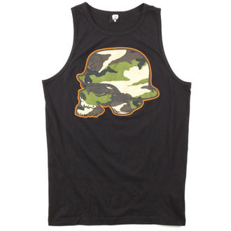 Tanktop Men METAL MULISHA - Undercover - BLK