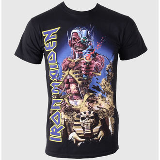 Herren T-Shirt Iron Maiden - Somewhere In Time - 25MB05 - ROCK OFF