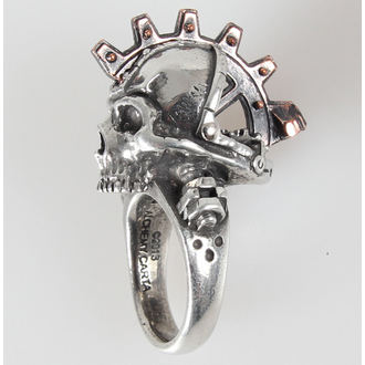 Ring Steamhead - Alchemy Gothic