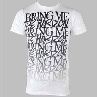 Herren T-Shirt Bring Me The Horizon - Stacked - BRAVADO USA - BHM1015