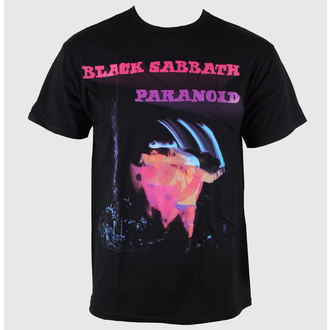 Herren T-Shirt Black Sabbath - paranoid Motion - BRAVADO USA - 34191009