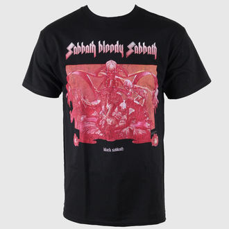 Herren T-Shirt Black Sabbath - Bloody Sabbath - Black - BRAVADO USA - 34191006