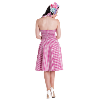 Damen Kleid  HELL BUNNY - Charlotte - Pink, HELL BUNNY