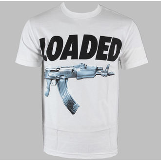 Herren T-Shirt MAFIOSO - Loaded - White
