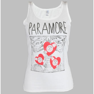 Top Damen Paramore - X Ray White - LIVE NATION, LIVE NATION, Paramore