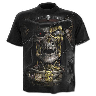 Herren T-Shirt SPIRAL - Steam Punk Reaper - WM120600
