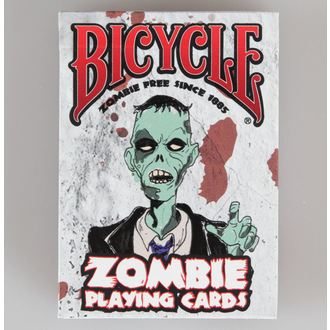 Spielkarten Bicycle Zombies, Nemesis now