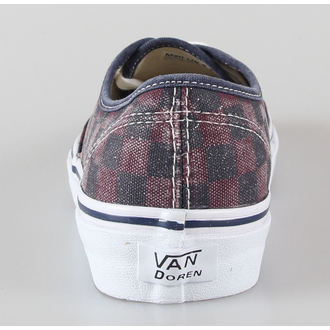 Schuhe VANS - U Authentic - (Van Doren) checker/port royale - VTSV8X9