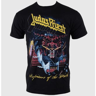Herren T-Shirt Judas Priest - Defender Of Faith - EMI - JPTEE03MB