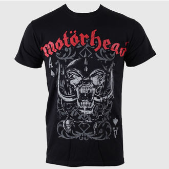 Herren T-Shirt Motörhead - Playing Card - MHEADTEE12MB - EMI
