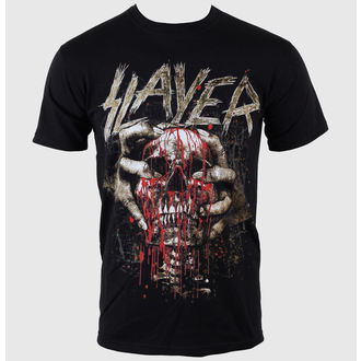 Herren T-Shirt Slayer - Skull Clench - EMI - SLAYTEE06MB